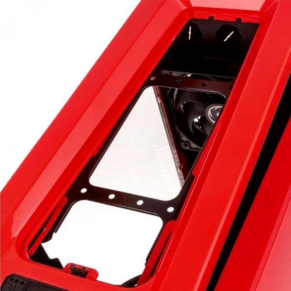Bitfenix Aegis Core MicroATX roja  Caja