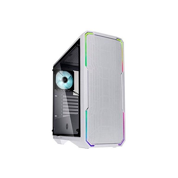 BitFenix Enso Mesh RGB cristal templado negra  Caja
