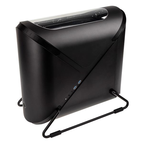 BitFenix Portal negra con ventana Mini-ITX – Caja