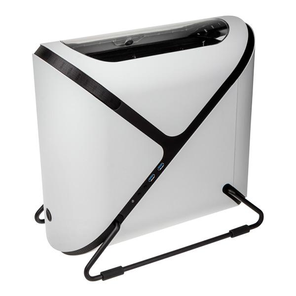 BitFenix Portal blanca con ventana Mini-ITX – Caja