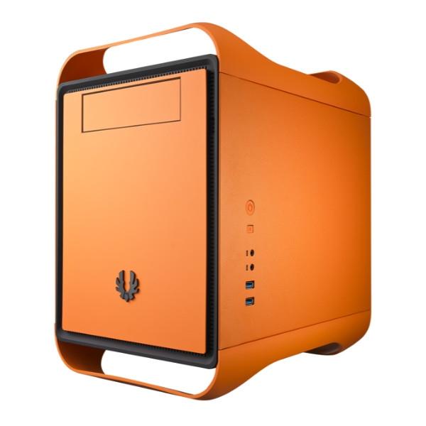 BitFenix Prodigy M MicroATX naranja  Caja