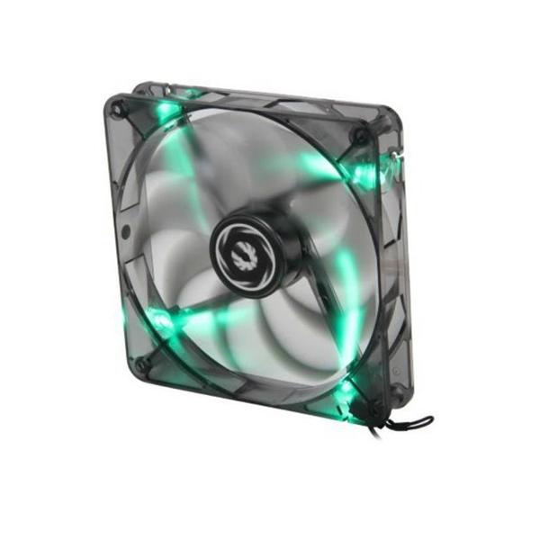 Bitfenix spectre 14cm LED verde  Ventilador