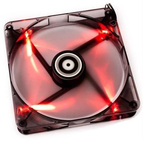 Bitfenix spectre 14cm LED rojo  Ventilador
