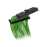 Bitfenix KIT Alchemy 6+2P/8P/24P verde - Cable moding