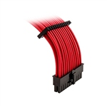 Bitfenix KIT Alchemy 62P8P24P rojo  Cable moding