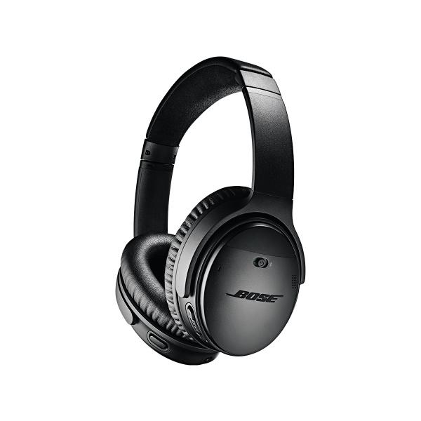 Bose Quietcomfort 35 II QC35 Negro Bluetooth Cancelación Ruido  Auriculares
