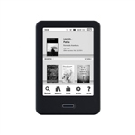 BQ Cervantes 4 6 8GB Luz Wifi Negro  Libro Electrónico