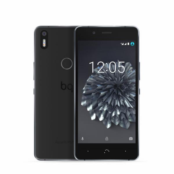 Bq Aquaris X5 Plus 2GB 16GB Negro – Smartphone