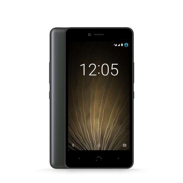 BQ AQUARIS U LITE 5 16 2GB Negro  Smartphone