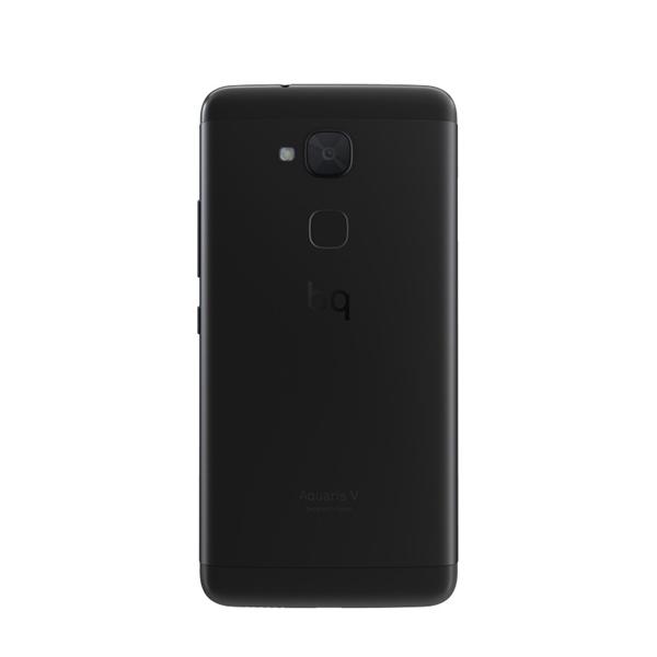 BQ Aquaris V 52 3GB 32GB Negro  Smartphone