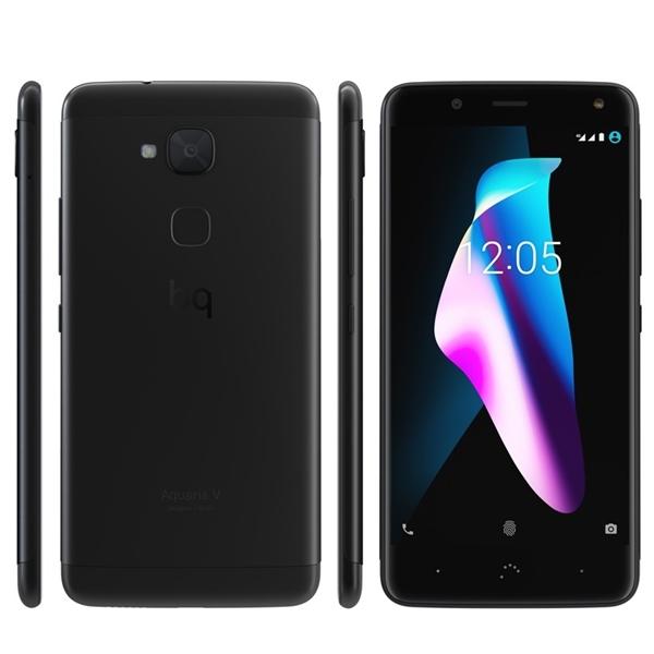 BQ Aquaris V 5.2″ 2GB 16GB Negro – Smartphone