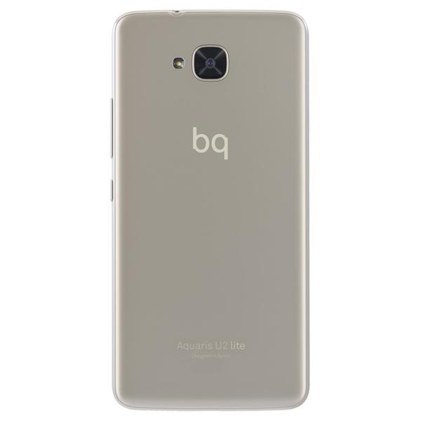 BQ Aquaris U2 Lite 52 2GB 16GB BlancoOro  Smartphone