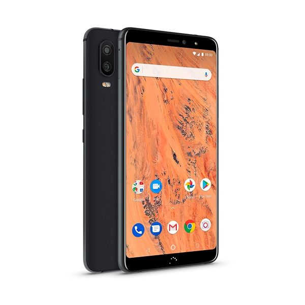 BQ AQUARIS X2 565 32GB 3GB NEGRO  Smartphone