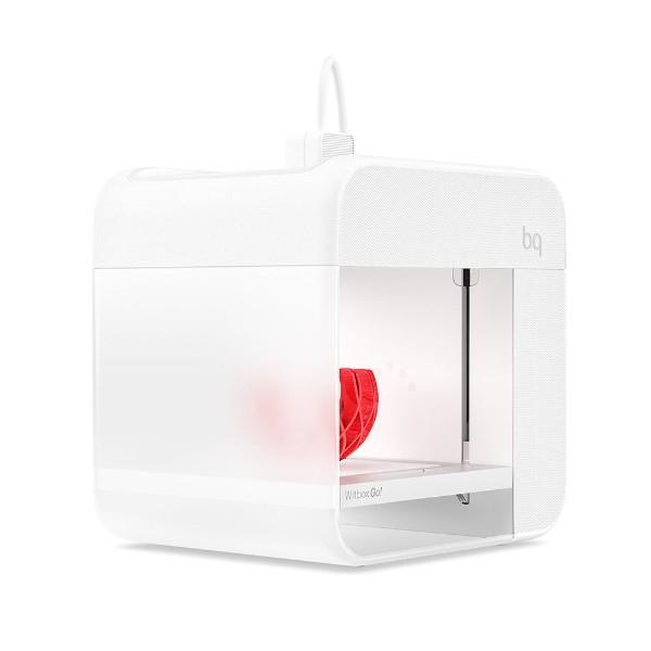 BQ  Witbox go Blanco USB NFC  Impresora 3D