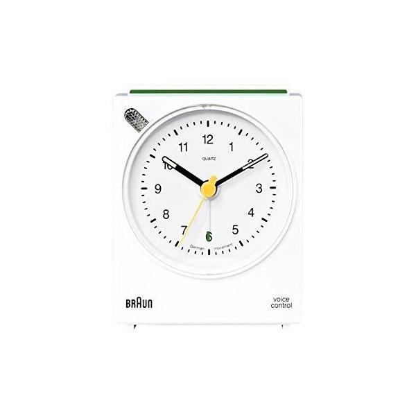 Braun BNC 004 despertador blanco