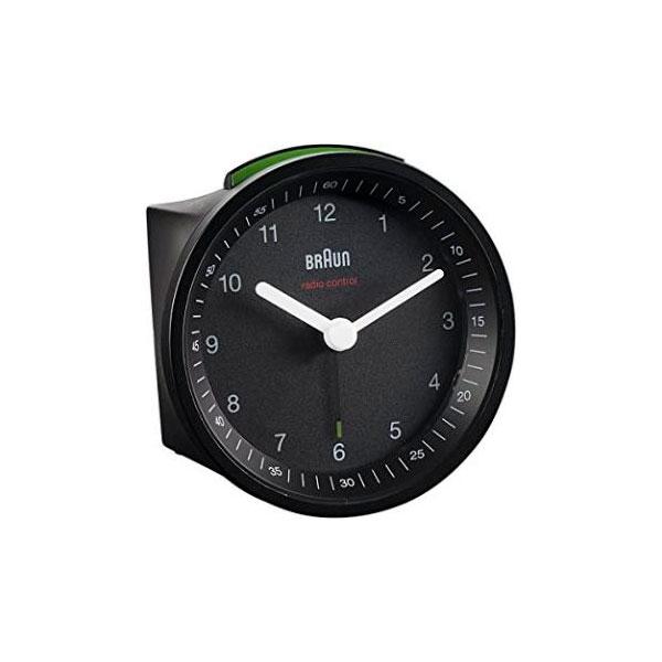 Braun BNC 007 Analogico Negro  Despertador
