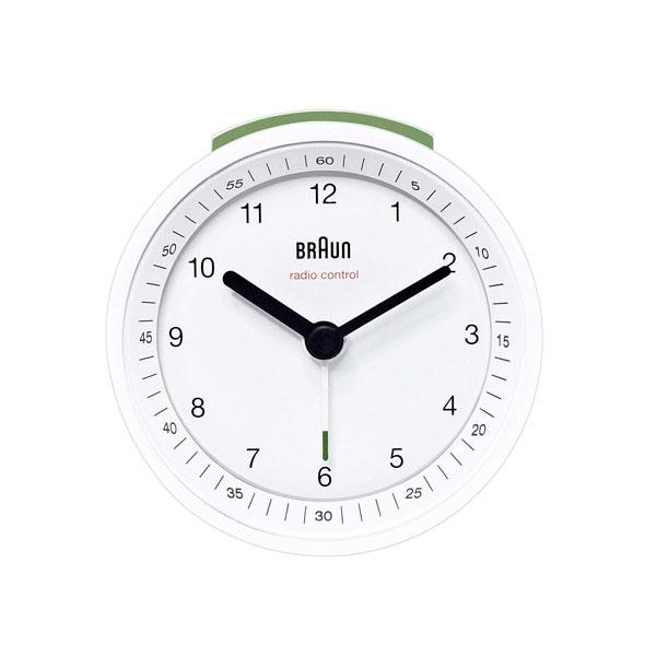 Braun BNC 007 Despertador blanco