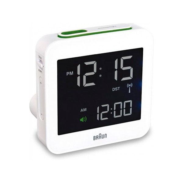 Braun BNC 009 Digital Multibanda Blanco  Despertador