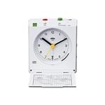 Braun BNC 005 Reflex Control despertador de viaje blanco
