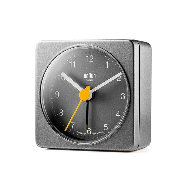 Braun BNC 004 despertador gris