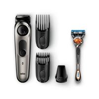 Braun BT 5060 Recortadora de Barba y Cortapelos - Afeitadora