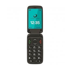 Brigmton BTM 5 FLIP Negro  Teléfono Libre para Personas Mayores