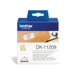 Etiquetas Brother DK11209