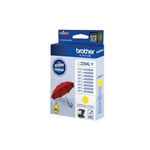 Brother LC225XLYBP Amarillo 1200 pag - Tinta