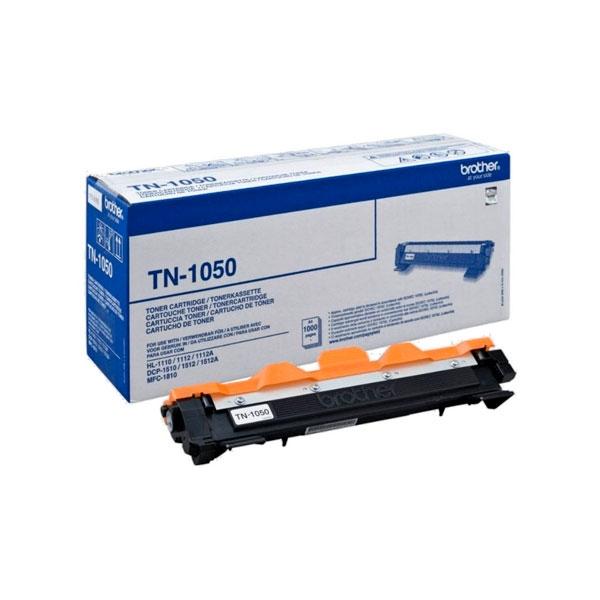Brother TN1050 negro 1000 pag - Tóner