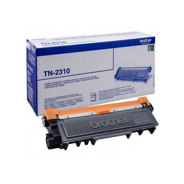 Brother TN-2310 negro - Toner