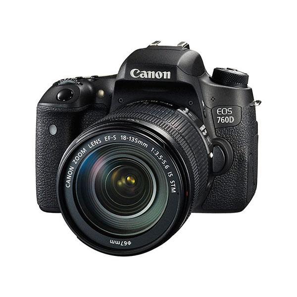 Canon EOS 760D Cuerpo - Cámara Reflex