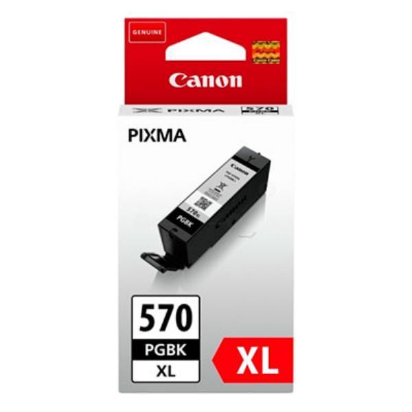 Canon PGI-570PGBK XL Negro PIXMA MG5751 MG5752 - Tinta
