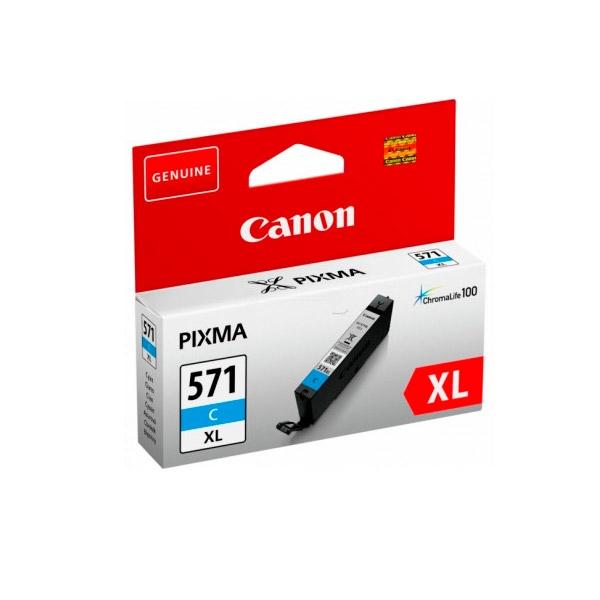 Canon CLI-571C XL Cian MG5751 MG6851 MG7750 - Tinta