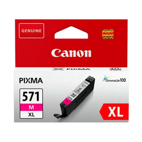 Canon CLI-571M XL Magenta MG5751 MG6851 MG7750 – Tinta