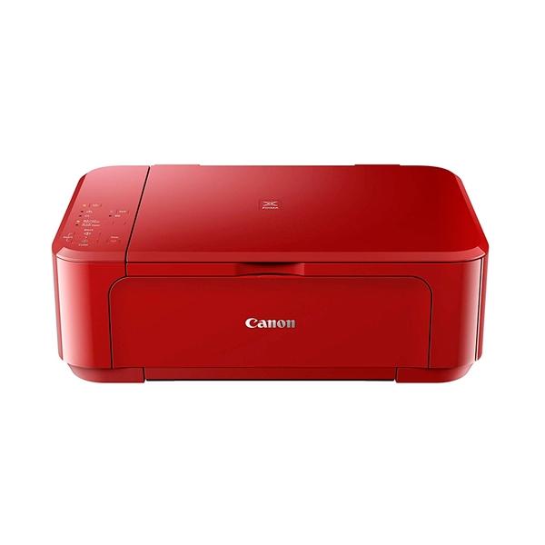 Canon PIXMA MG3650S Rojo  Multifunción inyección