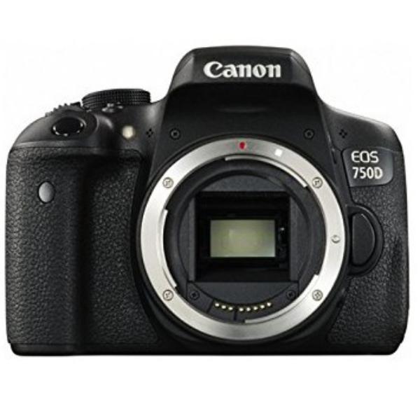 Canon EOS 750D Cuerpo – Cámara Reflex
