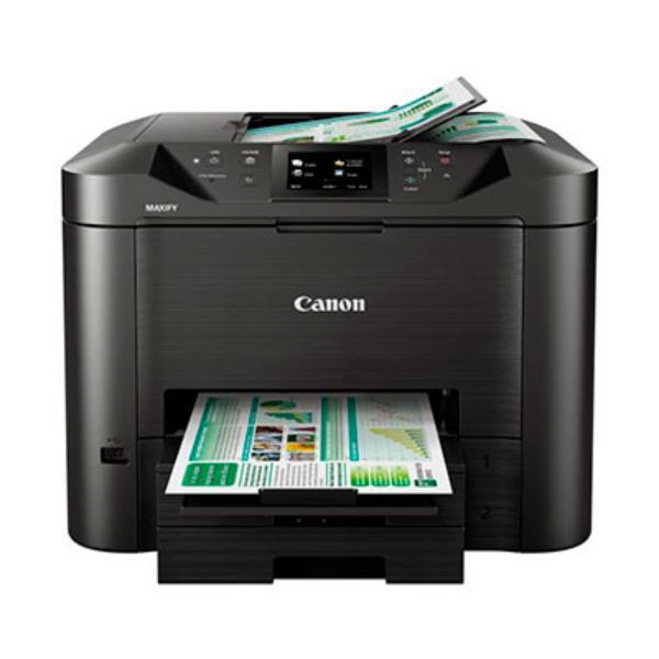 Canon MAXIFY MB5450  Multifuncional inyección