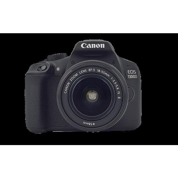 Canon EOS 1300D + EF-S IS II 18-55 – Cámara réflex