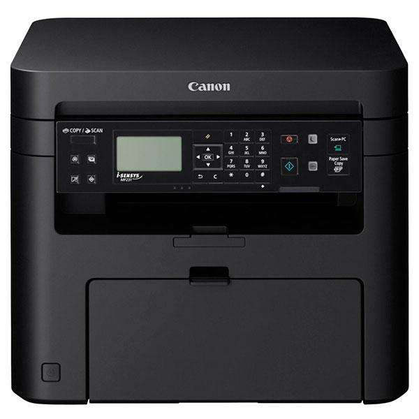 Canon ISENSYS MF231 MFP 1200DPI  Multifuncional inyeccin