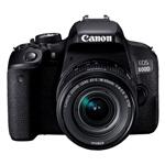 Canon EOS 800D EF-S  IS STM 18 - 55 mm - Cámara Réflex