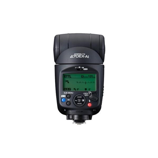 Canon Speedlite 470 EX AI  Flash