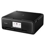 CanonPixma TS8150 Dúplex Wifi Negra - Multifunción inyección