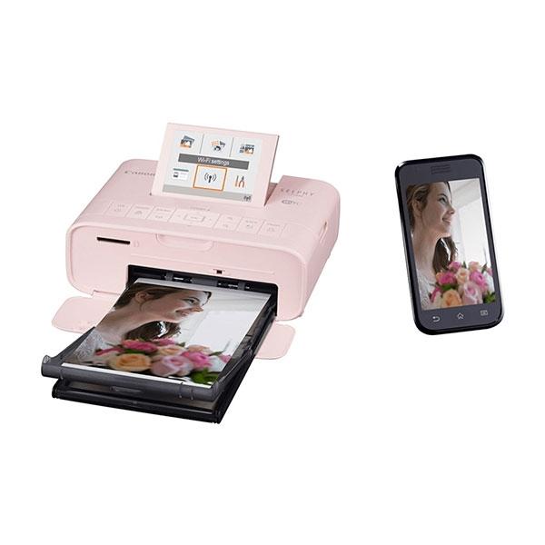 Canon Selphy CP1300 Rosa  Impresora