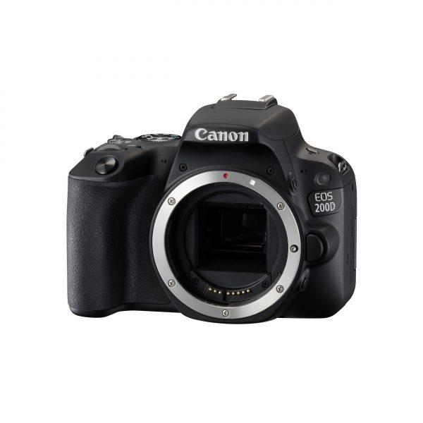 Canon EOS 200D Cuerpo – Cámara Réflex