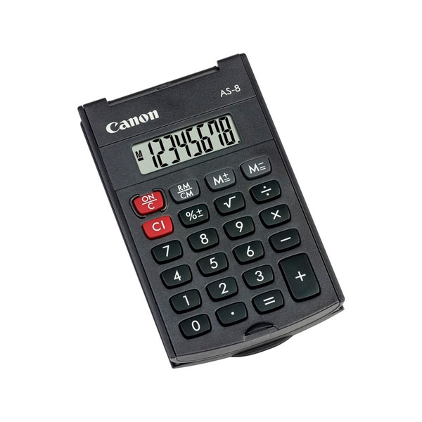 Canon AS-8 HB - Calculadora