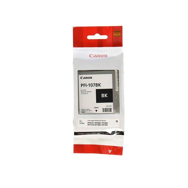 Canon pfi107bk negro  Cartucho de tinta