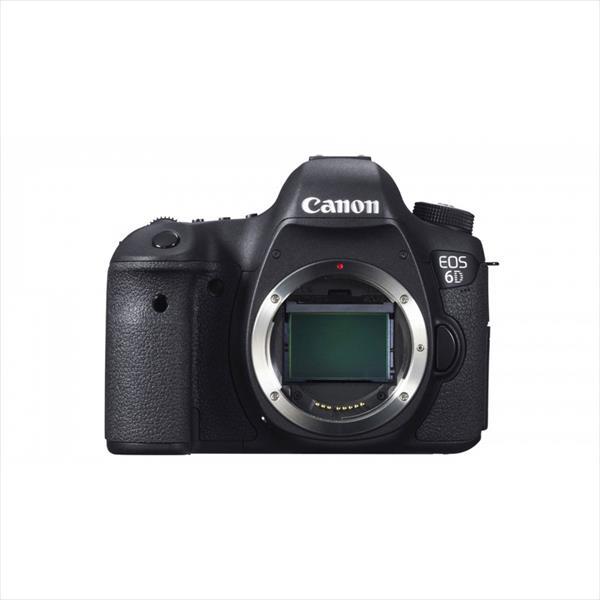 Canon EOS 6D Cuerpo – Cámara Reflex