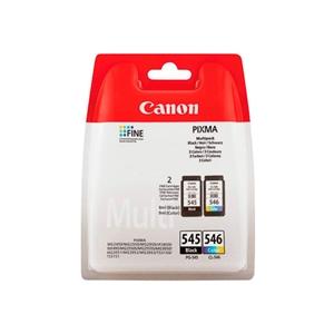 Canon PG545 y CL546 Multipack  Cartuchos