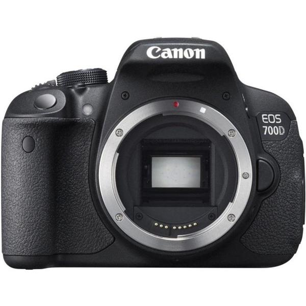 Canon EOS 700D Cuerpo – Cámara réflex
