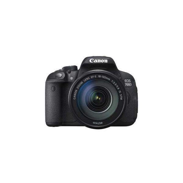 Canon EOS 700D  EFS IS STM 18  135 mm  Cmara Rflex